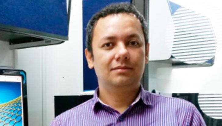 Docente de la Uniquindío incursiona en materiales basados en carbón extraídos del bambú