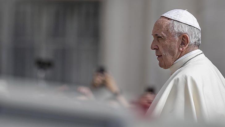 Papa Francisco, avergonzado, admitió que iglesia no supo actuar ante casos de abuso sexual