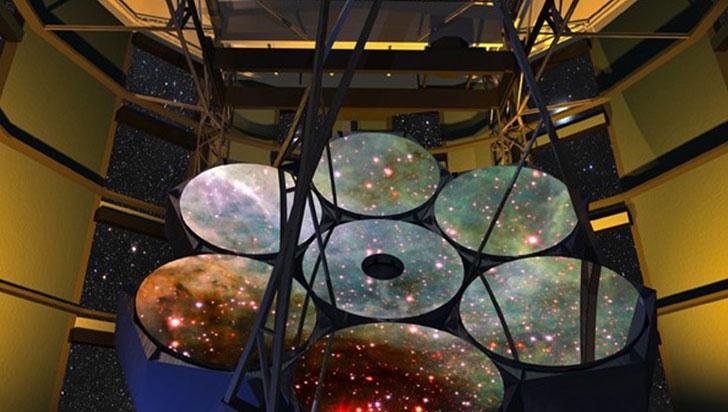 Empieza a construirse en Chile el Telescopio Gigante de Magallanes, el más grande del mundo