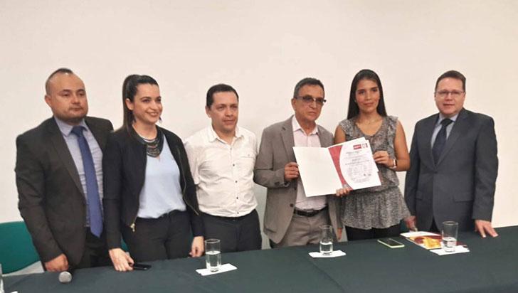 La Gran Colombia, recertificada en su sistema de gestión de la calidad por Bureau Veritas