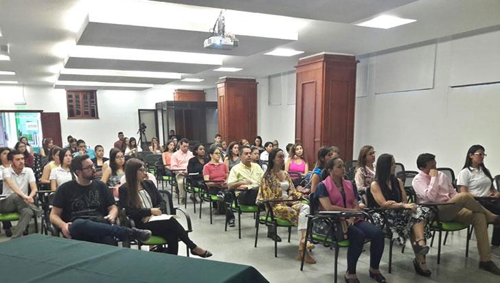 La Gran Colombia, primera universidad en promover voluntariado en Quindío
