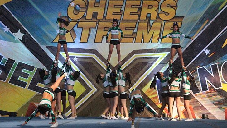 Open Cheers Xtreme contará con 120 equipos