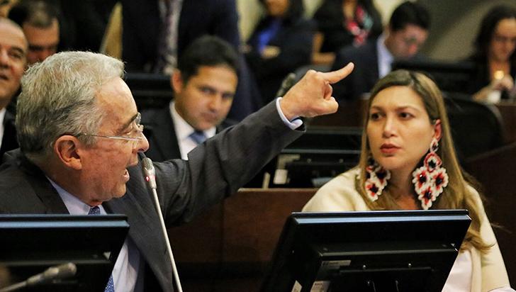 """Tras no aprobación de la consulta, uribismo pidió """"acelerar"""" proyectos de Duque"""
