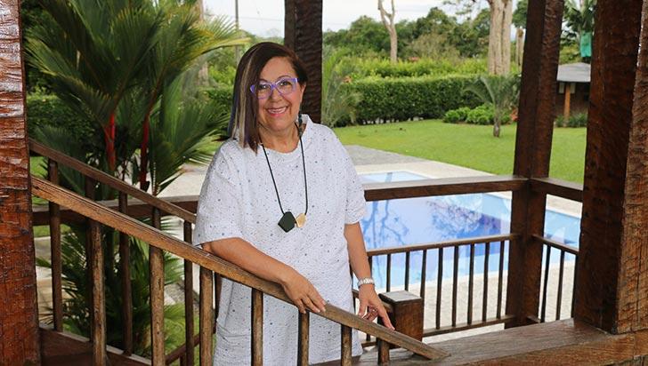 Me encontré en la vida con…  Martha Cecilia Fajardo Pulido