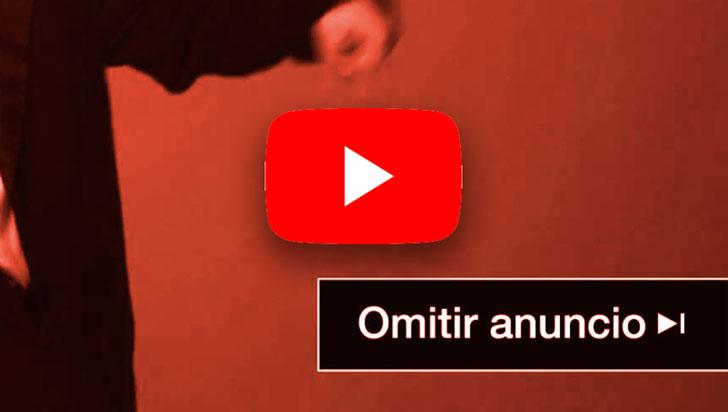 ¡Ya no se podrá omitir anuncios en YouTube! La plataforma promete más dinero a sus creadores