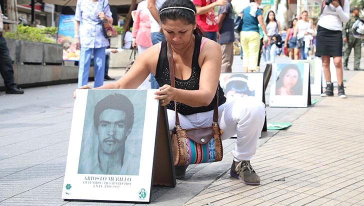 Cicr pide al presidente Duque priorizar la búsqueda de 83.000 desaparecidos