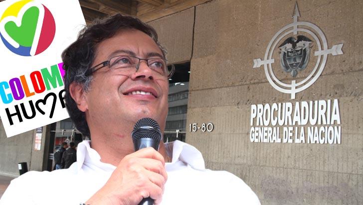 Procuraduría impugnará fallo que negó personería jurídica a Colombia Humana