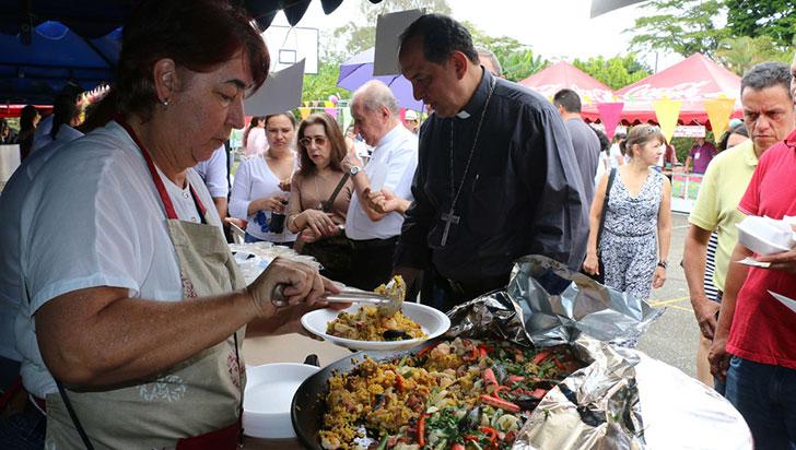 Seminario mayor Juan Pablo II realizará festival gastronómico