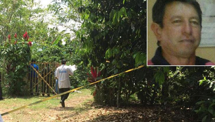 Por robarlo, asesinaron a Ómer Orlando Torres, en Quimbaya