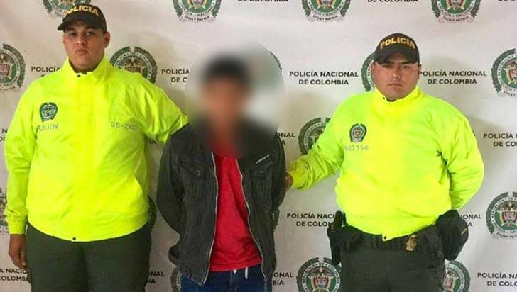 Capturan en Montenegro a sujeto por abusar de su hijastra de 14 años de edad