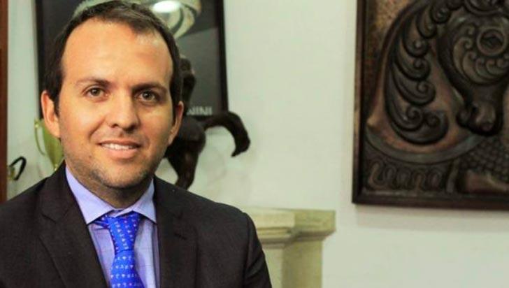 Ernesto Lucena fue designado como nuevo director de Coldeportes