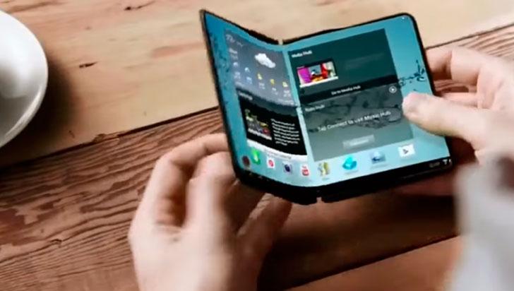 ¿Un teléfono plegable? Samsung confirma su nuevo producto para este año
