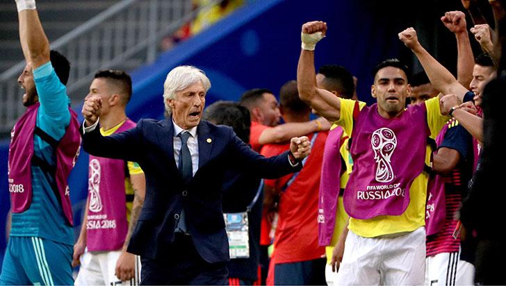 Cifras y datos que dejó la era de José Néstor Pékerman en la selección Colombia