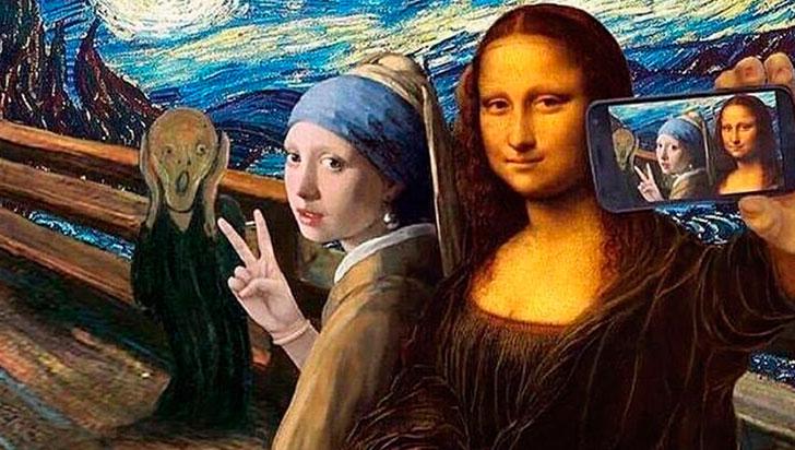 ¿Tiene un doble en alguna obra de arte? Descúbralo con la exitosa Art Selfie de Google