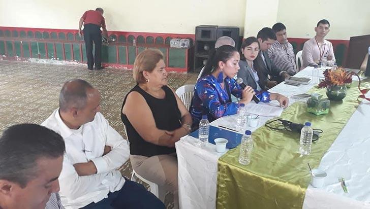 Asociación cordillerana busca mejorar condiciones en la región