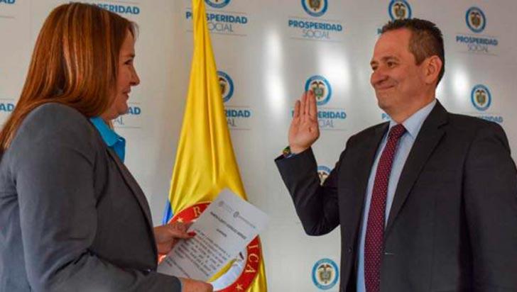 Ramón Rodríguez, nuevo director (e) de la Unidad para las Víctimas
