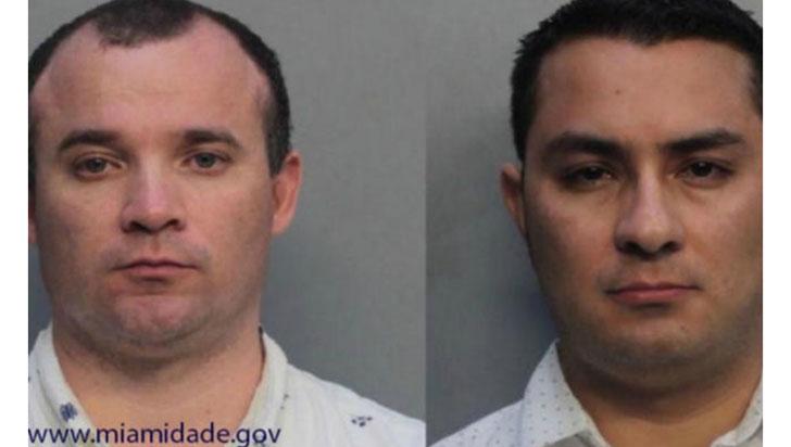Detienen a dos curas teniendo sexo oral en un carro en Miami, uno de ellos es colombiano