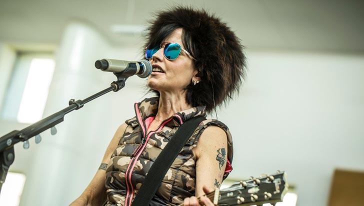Revelaron la causa de la muerte de Dolores O'Riordan, vocalista de The Cranberries