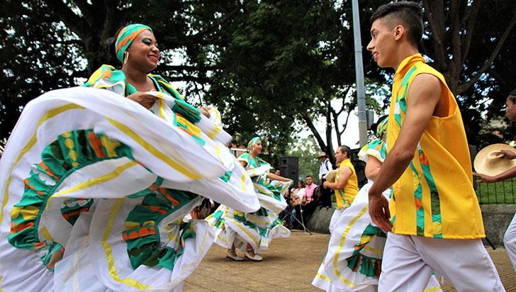 Menores del Icbf llenarán de arte y cultura el parque Sucre