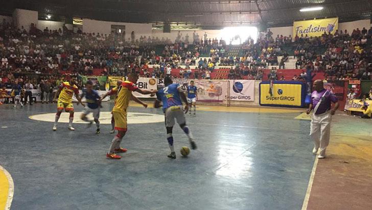 Caciques cayó 3-5 frente a Ángeles de Bogotá en el primer duelo de la final