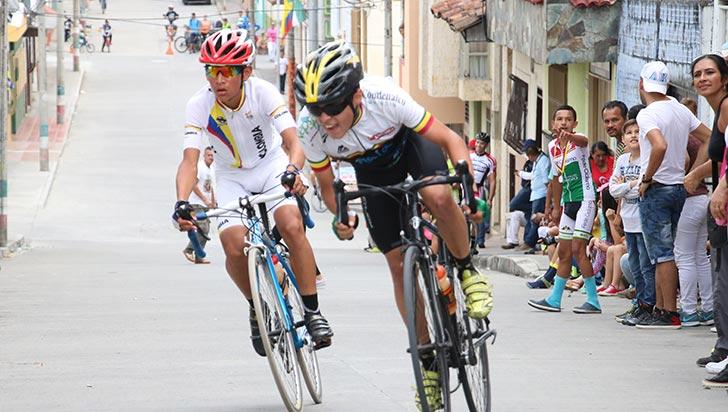El 28 de octubre, versión 16 de la Carrera Nacional de Ciclismo