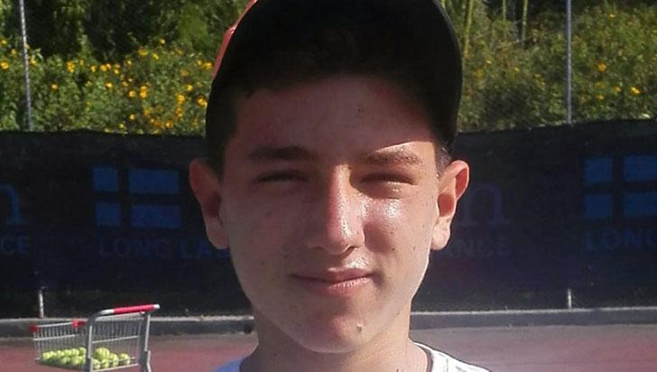 Por logros, Camilo Cano disputará Torneo Ordenamiento de Tenis
