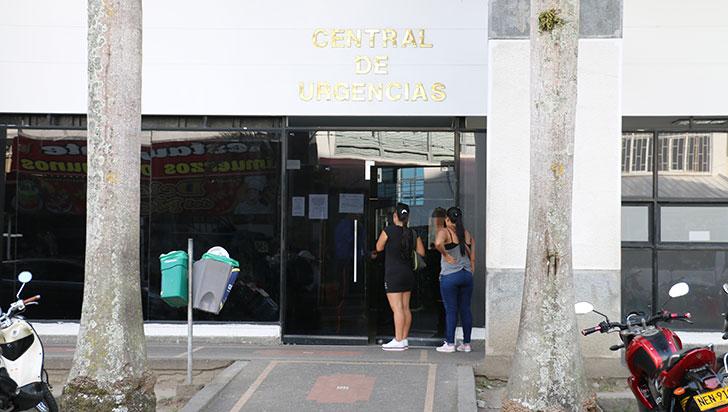 104 pacientes hospitalizados en la IPS Esimed serán trasladados