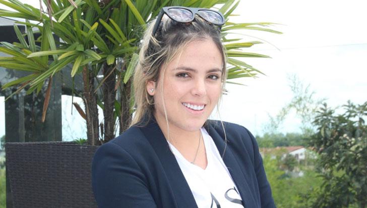 Sarita Agudelo Arias, entre 'flores sin lluvia'