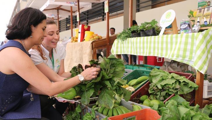 Con mercado agroecológico buscan revivir productos tradicionales en el Quindío