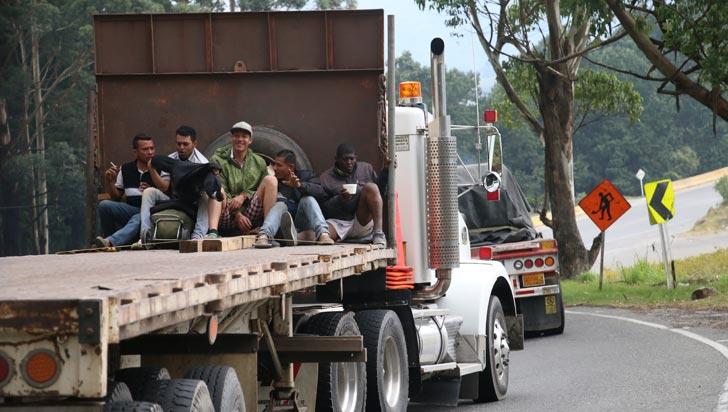 Quindío, ruta de venezolanos exiliados buscando mejor vida