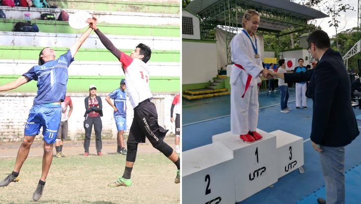 En ultimate y karate do, Uniquindío avanzó a Juegos Nacionales Ascun