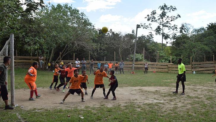 Sporting Club Rojas Pinilla es el líder solitario de Hinchas de Paz