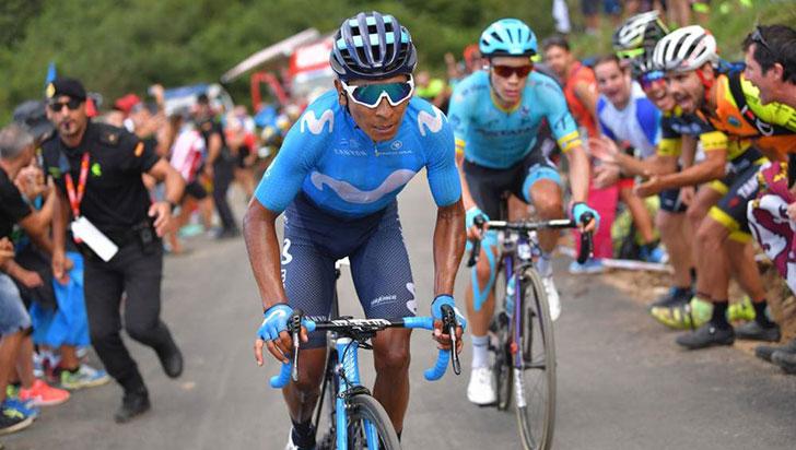 Contrarreloj individual alejó a colombianos de cima de la Vuelta