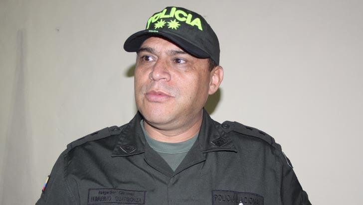 General (r) Humberto Guatibonza, capturado por caso de chuzadas ilegales