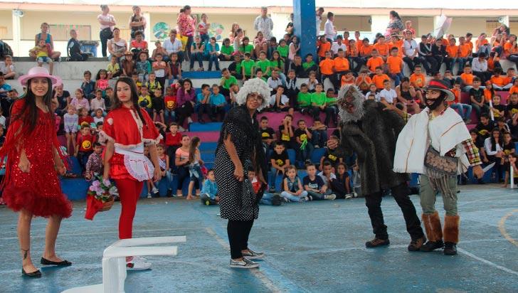 Ciclo pedagógico del Encuentro Zonal de teatro irá hasta el 20 de septiembre