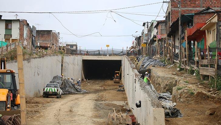 En un mes abrirían la primera vía del Paso Nacional en Montenegro