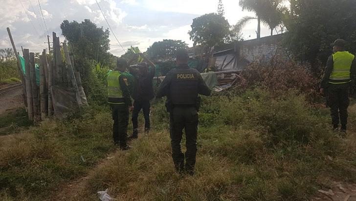 En La Tebaida, la Policía avanza en intervenciones contra la delincuencia