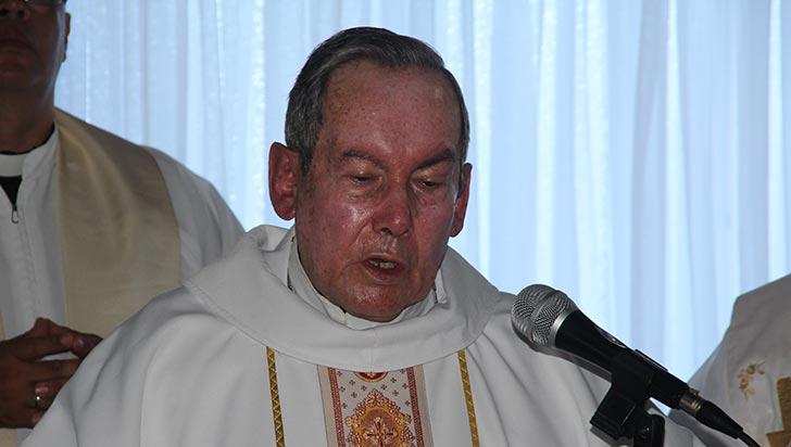 Falleció monseñor José Roberto López Londoño, ex obispo de Armenia