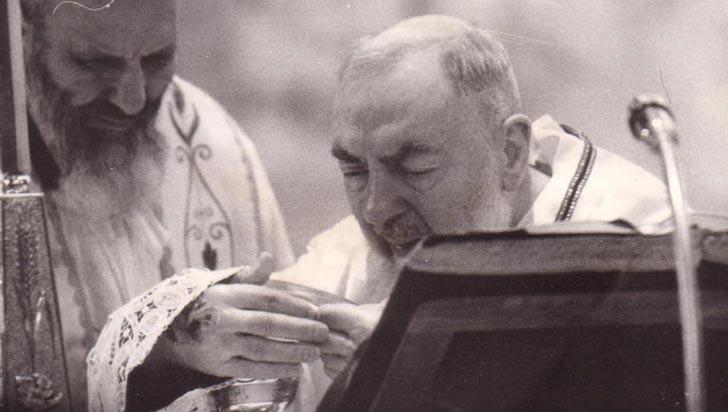 Este sábado llega a Filandia reliquia del padre Pío de Pietrelcina
