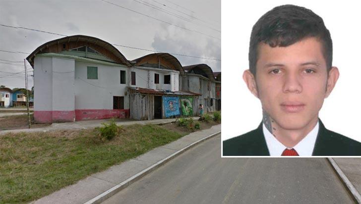 Joven fue asesinado en el barrio Ciudad Alegría de Montenegro