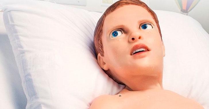 Este niño robot que sangra y expresa dolor enseñará (y traumatizará) a los estudiantes de medicina