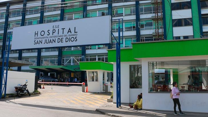 San Juan de Dios, en riesgo por atención a usuarios de Medimás