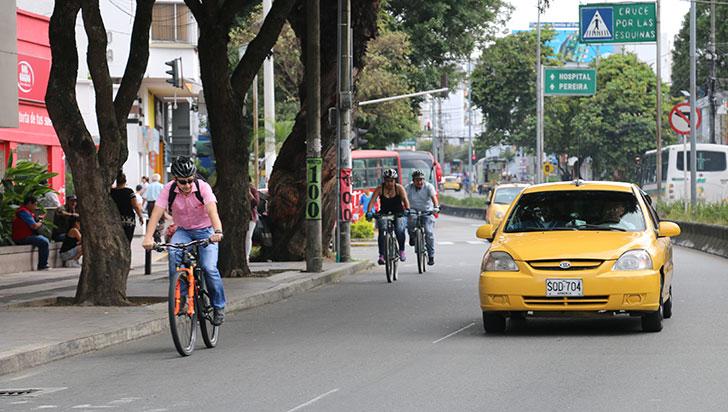 Día Sin Carro y Sin Moto en Armenia, así se vivió la jornada