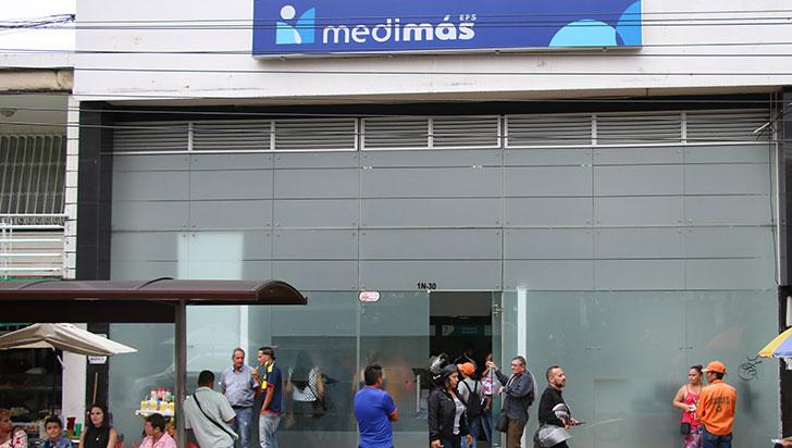 Según Medimás, la EPS ha pagado más de $11 mil millones al San Juan de Dios