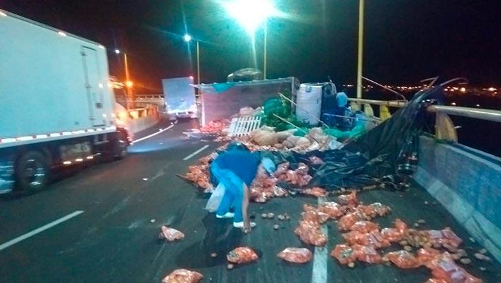 Por accidentes en helicoidal de Calarcá se enviará informe a Invías