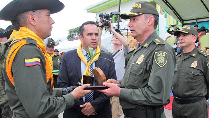 41 guardabosques custodiarán y harán control en áreas protegidas