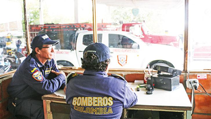 Veedurías, sin ser escuchadas por delegados tras denuncia en contra de bomberos