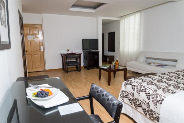 En el corazón de Armenia, Hotel Bolívar Plaza, un hotel pequeño, grande en servicios