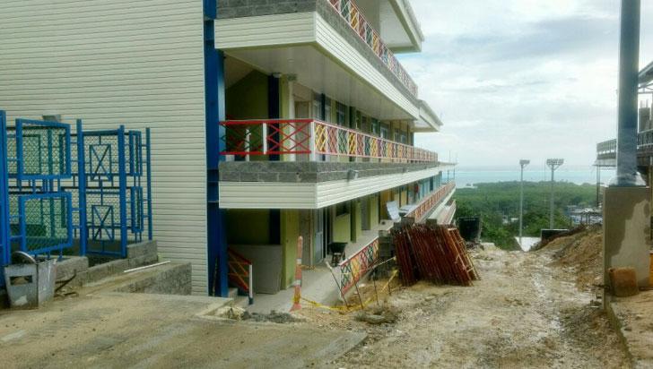 Modelo de desviación de recursos de valorización trascendió a San Andrés