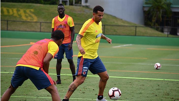 Colombia y EE. UU. se medirán este jueves por calendario Fifa